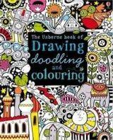 Usborne Publishing Drawing, doodling and colouring - WATT, F. cena od 271 Kč