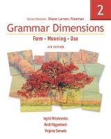Heinle ELT part of Cengage Lea GRAMMAR DIMENSIONS: FORM, MEANING AND USE 2 STUDENT´S BOOK -... cena od 313 Kč