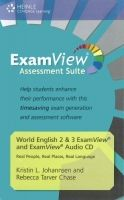 Heinle ELT part of Cengage Lea WORLD ENGLISH 2-3 ASSESSMENT SUITE with EXAMVIEW PRO - MILNE... cena od 1 053 Kč