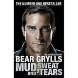 Transworld Publishers MUD, SWEAT AND TEARS - GRYLLS, B. cena od 216 Kč