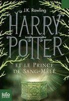 SODIS Gallimard HARRY POTTER ET LE PRINCE DE SANG-MELE - ROWLING, J.K. cena od 327 Kč