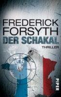 Piper Verlag DER SCHAKAL - FORSYTH, F. cena od 275 Kč