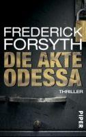 Piper Verlag DIE AKTE ODESSA - FORSYTH, F. cena od 249 Kč