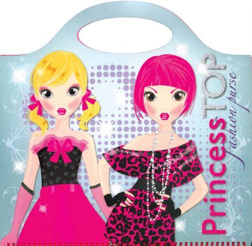 Princess TOP Fashion purse 1 (modrá) cena od 85 Kč