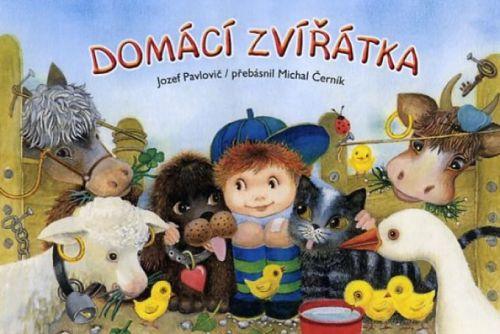 Jozef Pavlovič: Domácí zvířátka cena od 0 Kč