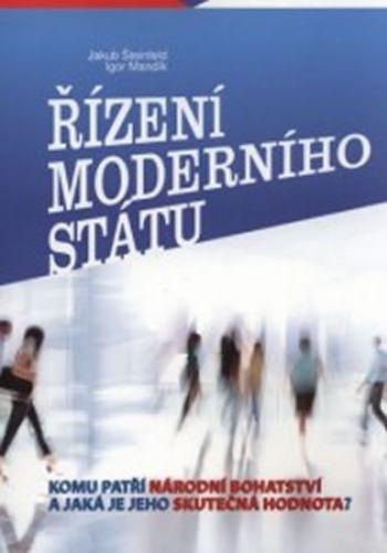 Igor Mandík, Jakub Šteinfeld: Řízení moderního státu cena od 155 Kč