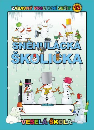 Jan Mihalík: Sněhulácká školička cena od 9 Kč