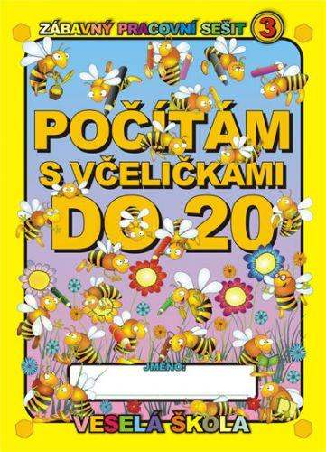 Jan Mihalík: Počítám s včeličkami do 20 cena od 9 Kč