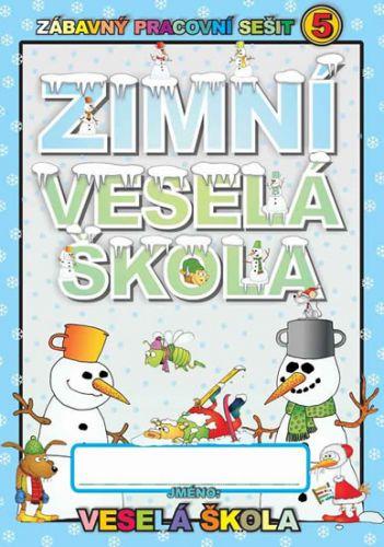 Jan Mihalík: Zimní veselá škola cena od 9 Kč