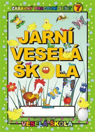 Jan Mihalík: Jarní veselá škola cena od 9 Kč