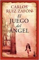 Editorial Planeta, S.A. EL JUEGO DEL ANGEL - ZAFON, C. R. cena od 324 Kč
