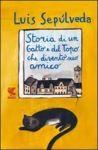SIAP INTERNATIONAL s.r.l. STORIA DI UN GATTO E DEL TOPO CHE DIVENTO SUO AMICO - SEPÚLV... cena od 301 Kč