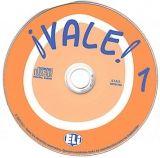 ELI s.r.l. !VALE! 1 AUDIO-CD - GERNGROSS, G., PUCHTA, H., SANTAMARIA, S... cena od 0 Kč