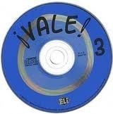 ELI s.r.l. !VALE! 3 AUDIO-CD - GERNGROSS, G., PUCHTA, H., SANTAMARIA, S... cena od 283 Kč