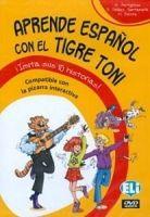 ELI s.r.l. !VALE! APRENDE ESPANOL CON EL TIGRE TONI DVD - GERNGROSS, G.... cena od 549 Kč