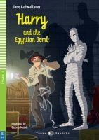 Jane Cadwallader: Harry and the Egyption Tomb cena od 116 Kč