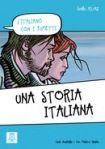 Alma Edizioni A1/A2 UNA STORIA ITALIANA L´Italiano con i fumetti cena od 220 Kč