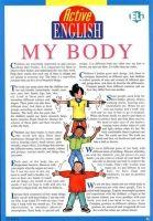 ELI s.r.l. ACTIVE ENGLISH Subject 5 - MY BODY cena od 107 Kč