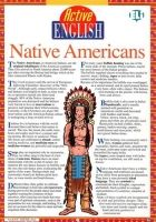 ELI s.r.l. ACTIVE ENGLISH Subject 8 - NATIVE AMERICANS cena od 105 Kč