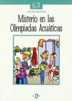 ELI s.r.l. LAS LECTURAS ELI Nivel ELEMENTAL: MISTERIO EN LAS OLIMPIADAS... cena od 127 Kč