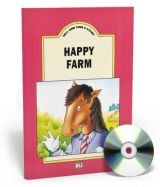 ELI s.r.l. TELL AND SING A STORY: HAPPY FARM with AUDIO CD cena od 279 Kč