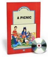 ELI s.r.l. TELL AND SING A STORY: A PICNIC with AUDIO CD cena od 279 Kč