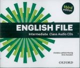 OUP ELT ENGLISH FILE Third Edition INTERMEDIATE CLASS AUDIO CDs /4/ ... cena od 878 Kč