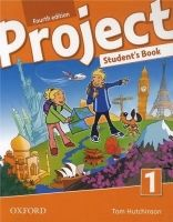 OUP ELT PROJECT Fourth Edition 1 STUDENT´S BOOK (International Engli... cena od 266 Kč
