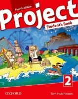Tom Hutchinson: Project Fourth Edition 2 Student´s Book (International English Version) cena od 249 Kč