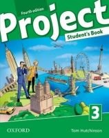 XXL obrazek OUP ELT PROJECT Fourth Edition 3 STUDENT´S BOOK (International Engli...