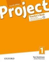 OUP ELT PROJECT Fourth Edition 1 TEACHER´S BOOK with TEACHER´S RESOU... cena od 405 Kč