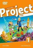 OUP ELT PROJECT Fourth Edition 1 DVD - HUTCHINSON, T. cena od 502 Kč