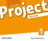 OUP ELT PROJECT Fourth Edition 1 CLASS AUDIO CDs /2/ - HUTCHINSON, T... cena od 493 Kč