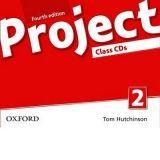 Tom Hutchinson: Project 2 - Class Audio CDs cena od 419 Kč