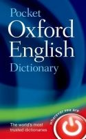 OUP References POCKET OXFORD ENGLISH DICTIONARY 11th Edition - HAWKER, S., ... cena od 258 Kč