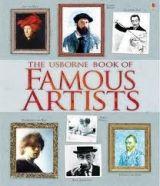 Usborne Publishing FAMOUS ARTISTS - BEECH, M. cena od 252 Kč