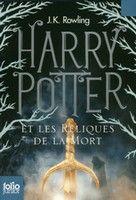 Rowling, Joanne K: Harry Potter et les Reliques de la Mort cena od 340 Kč