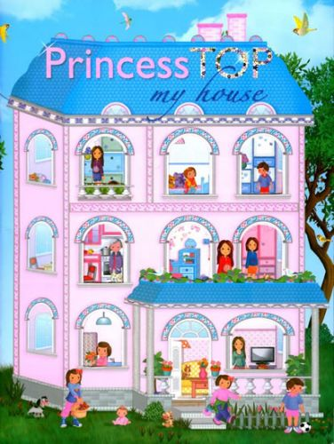 Princess TOP My house cena od 130 Kč