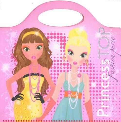 Princess TOP Fashion purse 1 (růžová) cena od 85 Kč