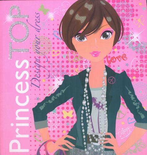 Princess TOP - Design your dress cena od 95 Kč