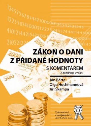 Aleš Čeněk Zákon o dani z přidané hodnoty s komentářem, 2. vydání - Hoc... cena od 480 Kč