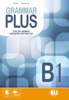 ELI s.r.l. GRAMMAR PLUS B1 with AUDIO CD - SUETT, L., LEWIS, S., J. cena od 166 Kč