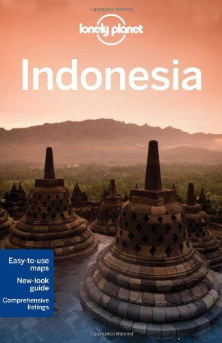 XXL obrazek LONELY PLANET INDONESIA 10 Ed.