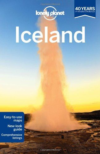 LONELY PLANET ICELAND 8Ed. cena od 464 Kč