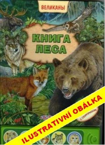 Kdo žije v lese cena od 131 Kč