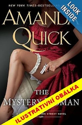 Quick Amanda: Tajemná žena (Série Dámy v přestrojení) cena od 57 Kč