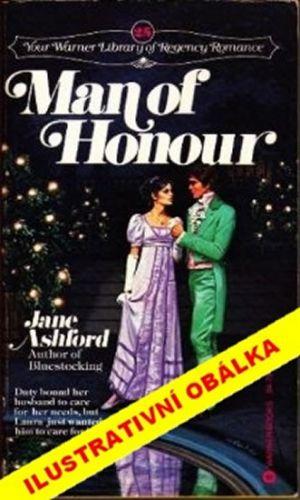 Jane Ashford: Čestný muž cena od 59 Kč