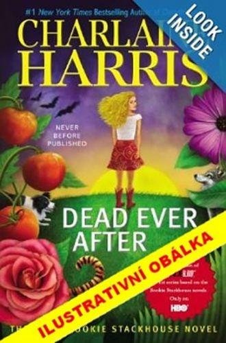 Charlaine Harris: Pravá krev 13 - Navždy mrtví cena od 38 Kč