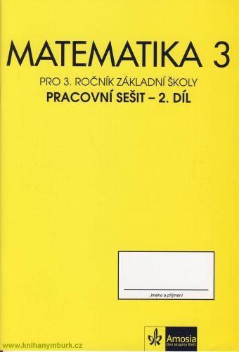 Klett Matematika 3.roč/2.díl PS - Kárová Věra cena od 44 Kč