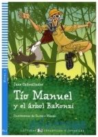 Jane Cadwallader: Tío Manuel y el árbol Bakonzi cena od 217 Kč